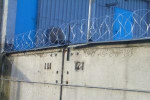 Забор бетонный Егоза