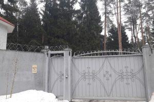 Ворота Егоза