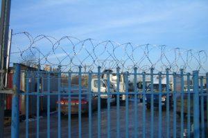 Забор Егоза